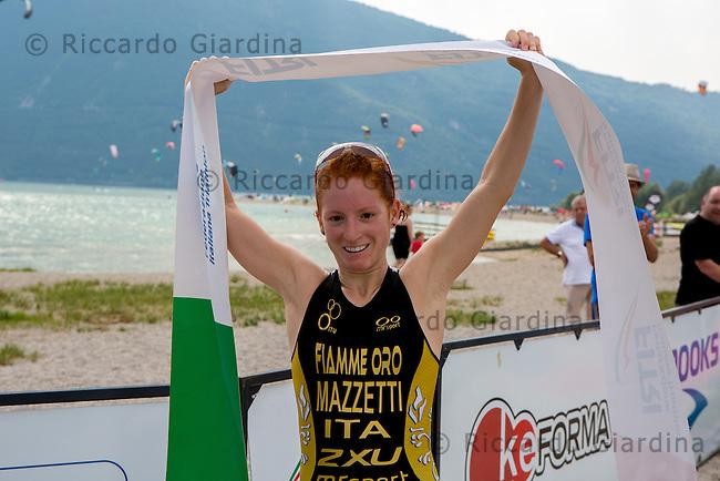 Anna Maria Mazzetti (Fiamme Oro)