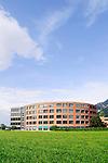Gymnasium in Vaduz. Fotos: Paul Trummer / Mauren