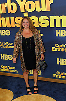 www.acepixs.com<br /> <br /> September 27 2017, New York City<br /> <br /> Aida Turturro arriving at the premiere of Season 9 of 'Curb Your Enthusiasm' at the SVA Theater on September 27, 2017 in New York City. <br /> <br /> By Line: William Jewell/ACE Pictures<br /> <br /> <br /> ACE Pictures Inc<br /> Tel: 6467670430<br /> Email: info@acepixs.com<br /> www.acepixs.com