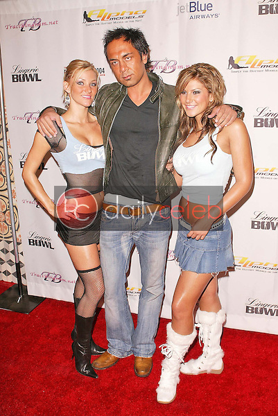 Jerilee Woodford, Mitch Mortaza and Lesley Gomez