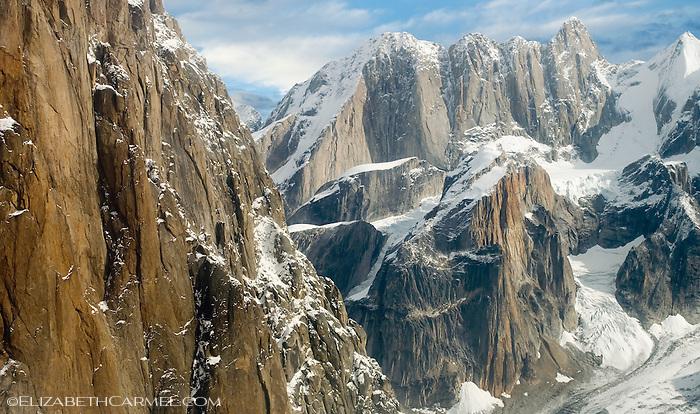 Granite Spires, Denali