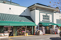 Whole Foods at Sepulveda and Greenleaf St. in Sherman Oaks California