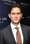 Steven Pasquale attends the Broadway Opening Night After Party for 'AMERICAN SON' at Brasserie 8 1/2 on November 4, 2018 in New York City.