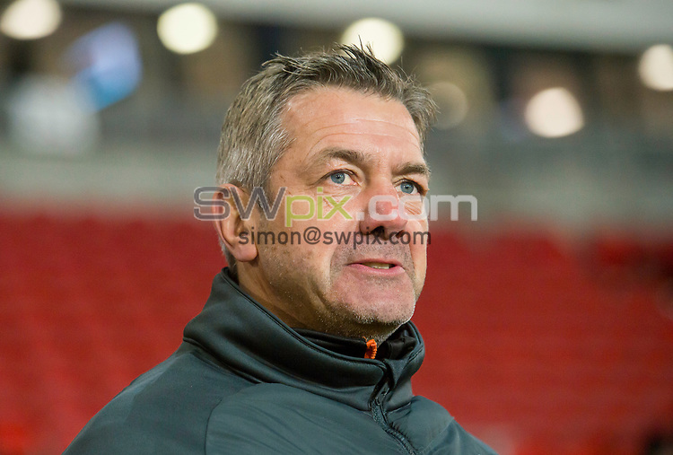 Picture by Allan McKenzie/SWpix.com - 02/02/2018 - Rugby League - Betfred Super League - St Helens v Castleford Tigers - The Totally Wicked Stadium, Langtree Park, St Helens, England - Daryl Powell.