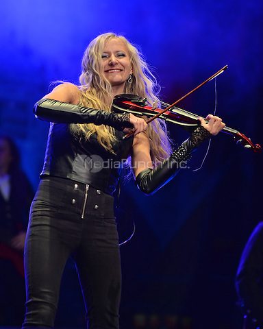 FORT LAUDERDALE, FL - NOVEMBER 19: Natalia Niarezka of Wizards Of Winter performs at The Parker Playhouse on November 19, 2015 in Fort Lauderdale Florida. Credit: mpi04/MediaPunch