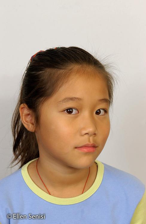 MR / Schenectady, NY.Girl (9, Taiwanese-American)..MR: Yan3.©Ellen B. Senisi