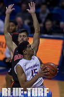 2016 Boise State Basketball vs Idaho State