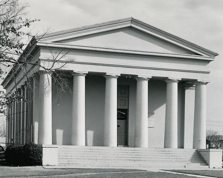 1962 March 03..Historical..Old Norfolk Academy..HAYCOX PHOTORAMIC INC..NEG# 69-98-1.NRHA# 939-D..