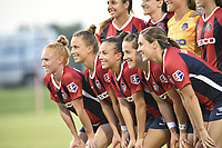 BOYDS, MD - JULY 20: during the National Women's Soccer League (NWSL) game between the Houston Dash and Washington Spirit July 20, 2019 at Maureen Hendricks Field at Maryland SoccerPlex in Boyds, MD. (Photo by Randy Litzinger/Icon Sportswire)