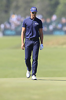 Henrik Stenson (SWE) at the 16th green during Thursday's Round 1 of the 118th U.S. Open Championship 2018, held at Shinnecock Hills Club, Southampton, New Jersey, USA. 14th June 2018.<br /> Picture: Eoin Clarke | Golffile<br /> <br /> <br /> All photos usage must carry mandatory copyright credit (&copy; Golffile | Eoin Clarke)