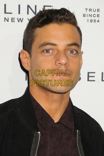 16 September 2015 - West Hollywood, California - Rami Malek. People Magazine &quot;Ones To Watch&quot; Event held at Ysabel. <br /> CAP/ADM/BP<br /> &copy;BP/ADM/Capital Pictures