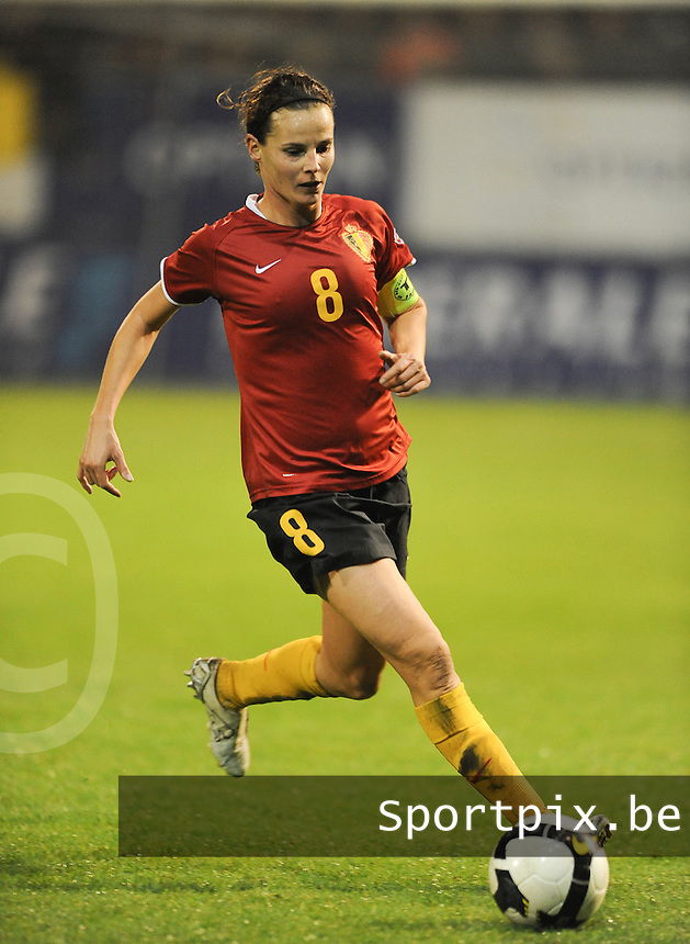 Belgium - Sweden : Femke Maes.foto DAVID CATRY / Vrouwenteam.be