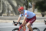 Marcel Kittel (GER) Team Katusha Alpecin during Stage 2 of the 2019 UAE Tour, running 184km form Yas Island Yas Mall to Abu Dhabi Breakwater Big Flag, Abu Dhabi, United Arab Emirates. 25th February 2019.<br /> Picture: LaPresse/Fabio Ferrari | Cyclefile<br /> <br /> <br /> All photos usage must carry mandatory copyright credit (© Cyclefile | LaPresse/Fabio Ferrari)