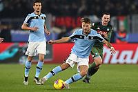 Ciro Immobile of Lazio<br /> Roma 11-01-2020 Stadio Olimpico <br /> Football Serie A 2019/2020 <br /> SS Lazio - Napoli SSC<br /> Photo Cesare Purini / Insidefoto