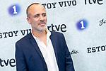 Actress Javier Gutierrez attends to presentation of 'Estoy Vivo' during FestVal in Vitoria, Spain. September 04, 2018. (ALTERPHOTOS/Borja B.Hojas)