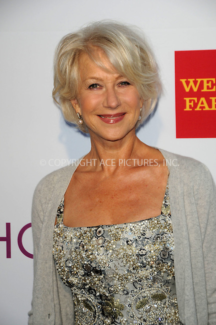 WWW.ACEPIXS.COM . . . . .  ......June 17 2011, Los Angeles....Actress Dame Helen Mirren arriving at the Hollywood Bowl 2011 Hall of Fame Ceremony on June 17, 2011 in Hollywood, California.....Please byline: PETER WEST - ACE PICTURES.... *** ***..Ace Pictures, Inc:  ..Philip Vaughan (212) 243-8787 or (646) 679 0430..e-mail: info@acepixs.com..web: http://www.acepixs.com