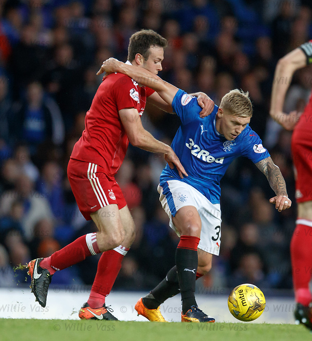 Andy Considine and Martyn Waghorn