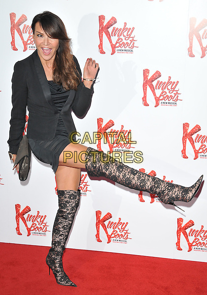 Elizabeth &quot;Lizzie&quot; Cundy attends the &quot;Kinky Boots&quot; press night, Adelphi Theatre, The Strand, London, England, UK, on Tuesday 15 September 2015. <br /> CAP/CAN<br /> &copy;Can Nguyen/Capital Pictures