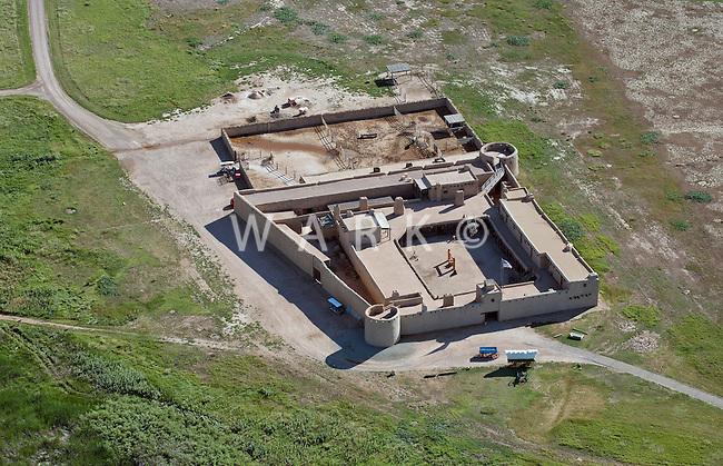 Bent's Fort, LaJunta, Colorado. July 2014