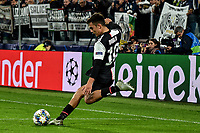 Paulo Dybala of Juventus scores the winning goal from a free kick with an acute angle. <br /> Torino 26/11/2019 Juventus Stadium <br /> Football Champions League 2019//2020 <br /> Group Stage Group D <br /> Juventus - Atletico Madrid <br /> Photo Andrea Staccioli / Insidefoto