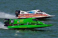 Todd Lamb (#25), Jimmie Merleau (#69)   (Formula 1/F1/Champ class)