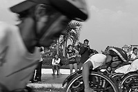 The race in Phnom Penh, Cambodia-2008