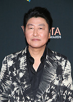 3 January 2020 - West Hollywood, California - Song Kang Ho. 9th Annual Australian Academy Of Cinema And Television Arts (AACTA) International Awards  held at SkyBar at the Mondrian. Photo Credit: FS/AdMedia