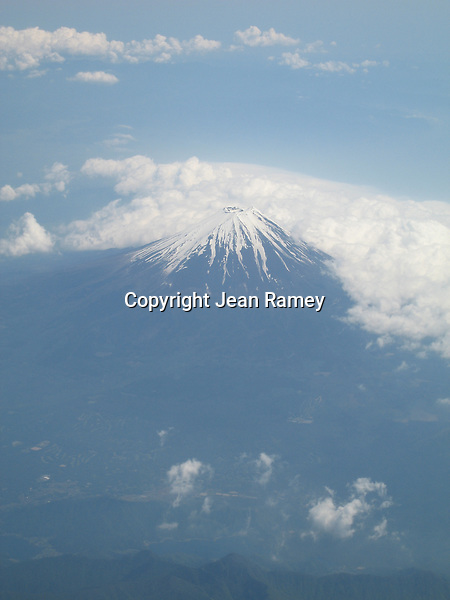 Spectacular Mt. Fuji, Japan