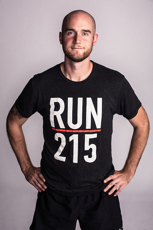 Run215.com founder Jon Lyons