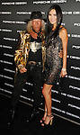 LOS ANGELES, CA - SEPTEMBER 04: James Goldstein and Soo Yeon Lee arrive at the Porsche Design 40th Anniversary Event at a private residence on September 4, 2012 in Los Angeles, California.