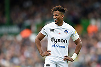 Anthony Watson of Bath Rugby looks on. Aviva Premiership match, between Leicester Tigers and Bath Rugby on September 3, 2017 at Welford Road in Leicester, England. Photo by: Patrick Khachfe / Onside Images