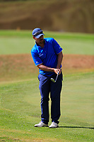 Michael Lundberg (SWE) during the third round of the of the Barclays Kenya Open played at Muthaiga Golf Club, Nairobi,  23-26 March 2017 (Picture Credit / Phil Inglis) 25/03/2017<br /> Picture: Golffile | Phil Inglis<br /> <br /> <br /> All photo usage must carry mandatory copyright credit (© Golffile | Phil Inglis)