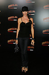 "HOLLYWOOD, CA. - September 23: Shannon Elizabeth arrives at the Los Angeles premiere of ""Zombieland"" at Grauman's Chinese Theatre on September 23, 2009 in Hollywood, California."