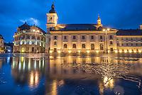 Sibiu and Brasov Area, Transylvania, Romania