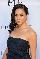 LONDON, ENGLAND - NOVEMBER 19: Meghan Markle  at the London Global Gift Gala at ME Hotel on November 19, 2013 in London, England.<br /> CAP/CJ<br /> &copy;Chris Joseph/Capital Pictures /MediaPunch ***NORTH AND SOUTH AMERICAS ONLY***