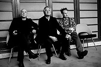 BRIAN ENO, ANISH KAPOOR, and PETER SELLARS in conversation with Paul Holdengraber