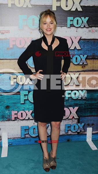 WEST HOLLYWOOD, CA - JULY 23: Dakota Johnson arrives at the FOX All-Star Party on July 23, 2012 in West Hollywood, California. / NortePhoto.com<br /> <br /> **CREDITO*OBLIGATORIO** *No*Venta*A*Terceros*<br /> *No*Sale*So*third* ***No*Se*Permite*Hacer Archivo***No*Sale*So*third*&Acirc;&copy;Imagenes*con derechos*de*autor&Acirc;&copy;todos*reservados*. /eyeprime