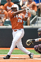 Keyes, Kevin 0574.jpg.  Big 12 Baseball game with Texas A&M Aggies at Texas Lonhorns  at UFCU Disch Falk Field on May 9th 2009 in Austin, Texas. Photo by Andrew Woolley.