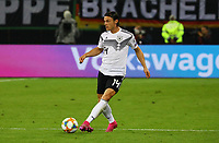 Nico Schulz (Deutschland Germany) - 06.09.2019: Deutschland vs. Niederlande, Volksparkstadion Hamburg, EM-Qualifikation DISCLAIMER: DFB regulations prohibit any use of photographs as image sequences and/or quasi-video.