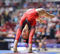 Stanford Gymnastics W vs UCLA, January 27, 2019