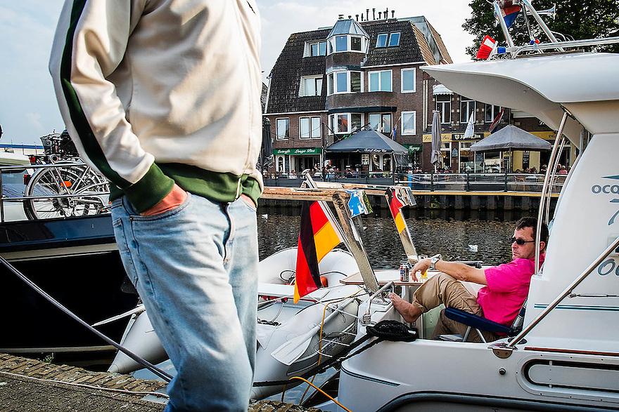 Nederland, Lemmer, 7 sept 2014<br />  <br /> Foto: (c) Michiel Wijnbergh