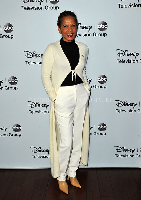 WWW.ACEPIXS.COM<br /> <br /> January 17 2014, LA<br /> <br /> Penny Johnson Jerald arriving at the ABC/Disney TCA Winter Press Tour party at The Langham Huntington Hotel and Spa on January 17, 2014 in Pasadena, California.<br /> <br /> By Line: Peter West/ACE Pictures<br /> <br /> <br /> ACE Pictures, Inc.<br /> tel: 646 769 0430<br /> Email: info@acepixs.com<br /> www.acepixs.com