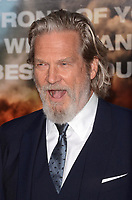 WESTWARD, CA - OCTOBER 8: Jeff Bridges at the Only The Brave World Premiere at the Village Theater in Westwood, California on October 8, 2017. Credit: David Edwards/MediaPunch