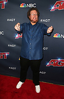 """HOLLYWOOD, CA - SEPTEMBER 10: Ryan Niemiller, at """"America's Got Talent"""" Season 14 Live Show Red Carpet at The Dolby Theatre  in Hollywood, California on September 10, 2019. Credit: Faye Sadou/MediaPunch"""