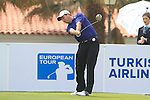 David Howell (ENG) tees off at the 1st tee during Day 2 Friday of the Open de Andalucia de Golf at Parador Golf Club Malaga 25th March 2011. (Photo Eoin Clarke/Golffile 2011)