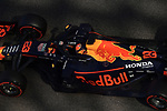 04.12.2019, Yas Marina Circuit, Abu Dhabi, Formel 1 Testfahrten Abu Dhabi 2019<br />, im Bild<br />Alexander Albon (GBR#23), Aston Martin Red Bull Racing<br /> <br /> Foto © nordphoto / Bratic