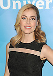 Amanda Schull arriving at the NBC Universal TCA Press Tour Day 1 held at the Langham Huntington Hotel in Pasadena Ca. January 15, 2015