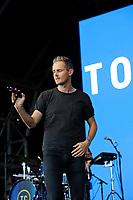 JUL 15 Tom Chaplin performing at British Summer Time 2018