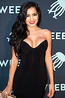 Melissa Ceja attends the Sweeble launch event at the TCL Chinese Theatre on June 11, 2015 (Photo by Eric Reid/Guest of a Guest)