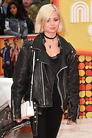 Nina Nesbitt<br /> arrives for the premiere of &quot;The Nice Guys&quot; at the Odeon Leicester Square, London.<br /> <br /> <br /> &copy;Ash Knotek  D3120  19/05/2016